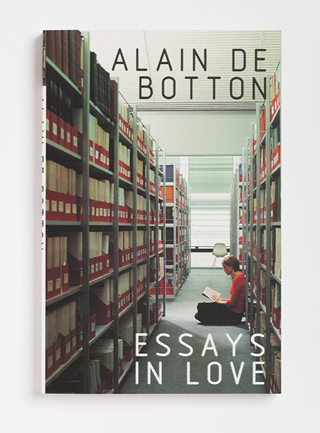 essays on love alain de botton