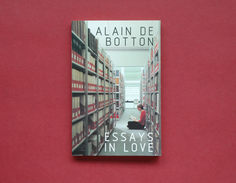 review essays love alain botton Written by alain de botton as with everything of alain de botton's that i've read, 'essays in love' is rich with if you find this review inappropriate.